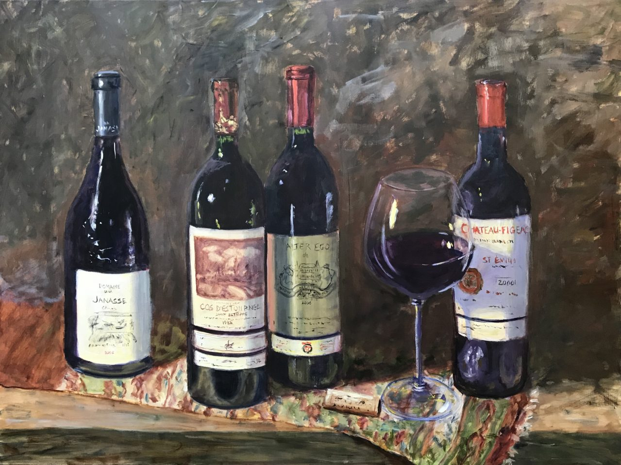 Wine That Gladdens the Heart